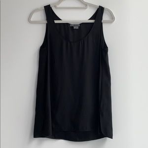 Vince silk top, size XS